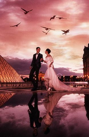 巴黎-夜色浪漫