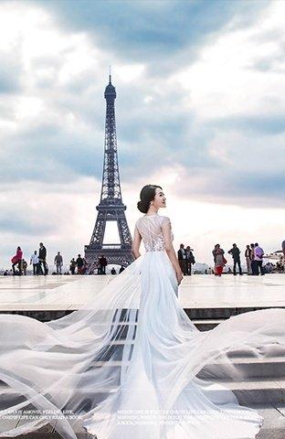 巴黎-繁花似锦