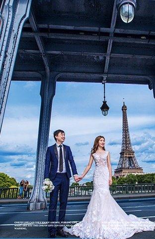 巴黎-时光静好
