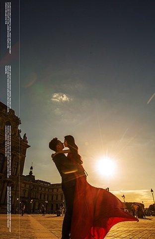 巴黎-卢浮宫