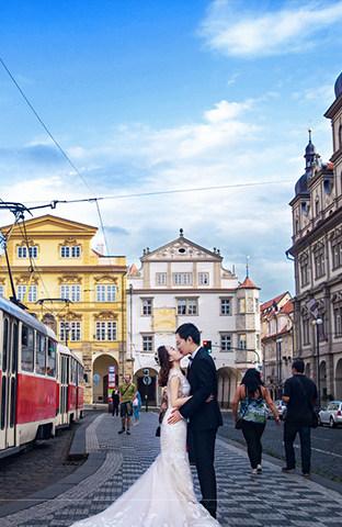 布拉格-海之花嫁