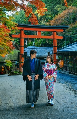 日本-屐履京都