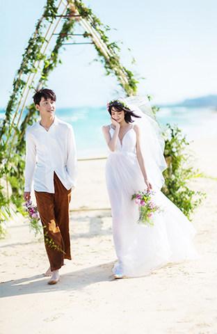 三亚湾-海岛婚礼