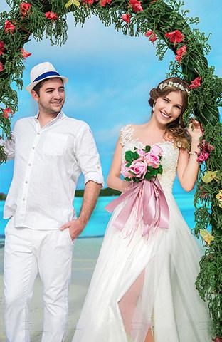马尔代夫-梦幻花嫁