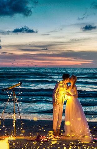 普吉岛-海之爱,夜之萤