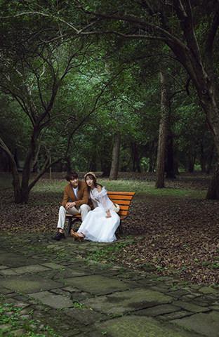 杭州-氧气森林