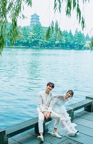 杭州-湖心信步