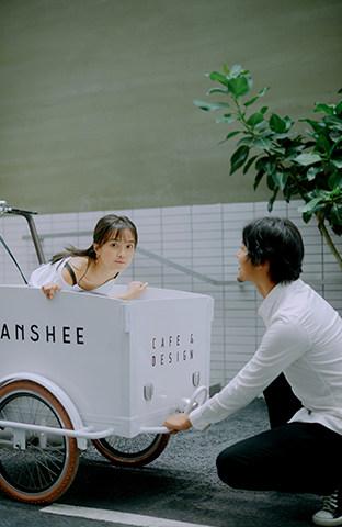 杭州-爱情手推车