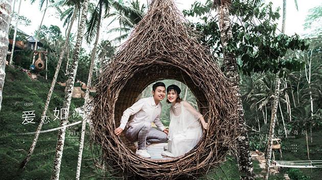 《命中注定》巴厘岛·微电影